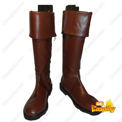 Hellsing Alucard Cosplay Shoes NZ
