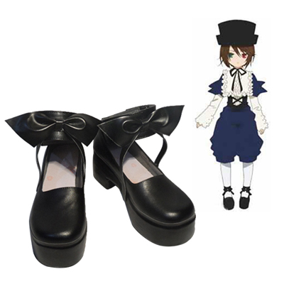 Rozen Maiden Souseiseki Cosplay Shoes UK