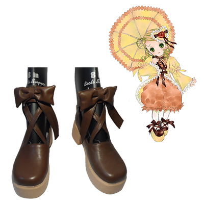 Rozen Maiden kanaria Cosplay Shoes UK