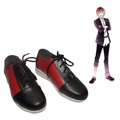 Diabolik Lovers Sakamaki Ayato Cosplay Shoes