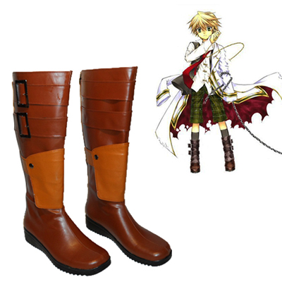 Pandora Hearts Oz.Vessalius Cosplay Shoes