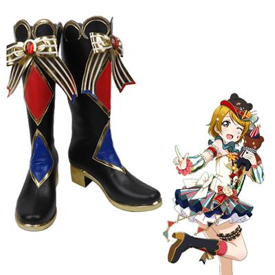 Zapatos Love Live! Circus Awakening Koizumi Hanayo Cosplay Botas