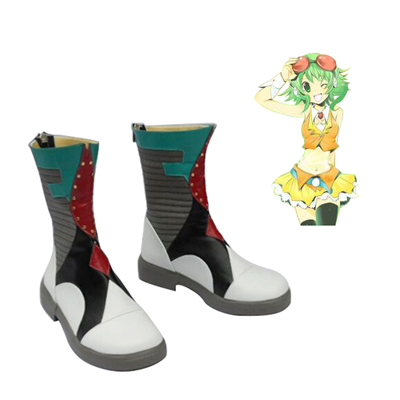 Vocaloid Last Note Gumi Faschings Stiefel Cosplay Schuhe
