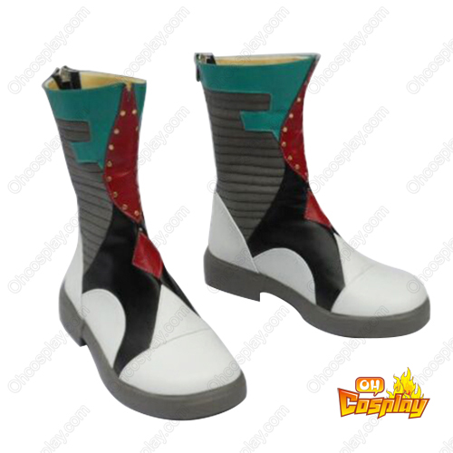 Vocaloid Last Note Gumi Cosplay Boots NZ