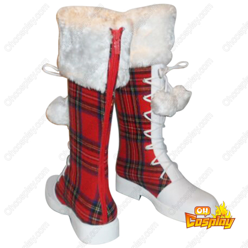 Love Live! School Idol Project Honoka Kousaka Christmas Botas