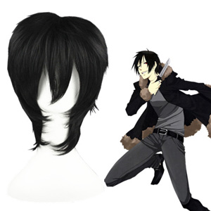 Durarara Orihara Izaya Black Fashion Cosplay Wigs
