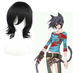 Loveless Aoyagi Ritsuka Zwart 32cm Cosplay Pruiken