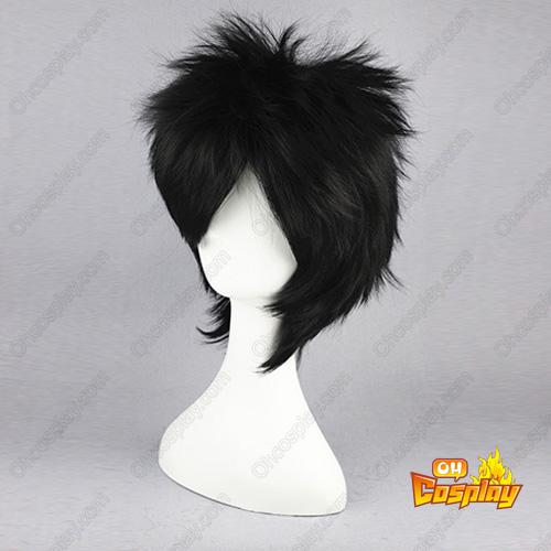Nura: Rise of the Yokai Clan Itaku Black 35cm Cosplay Wig
