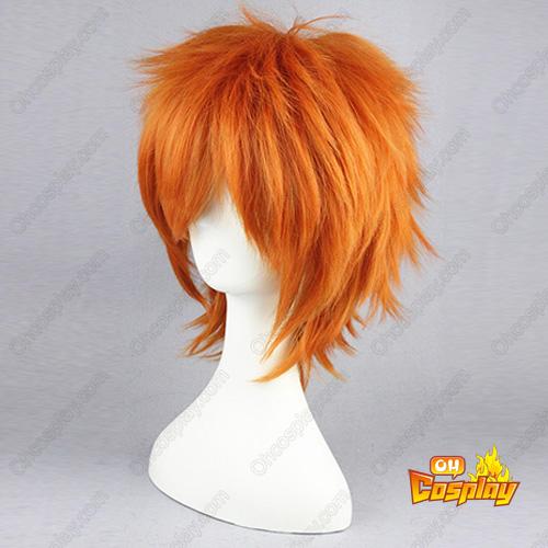 토가이누의 피 Yukihito 주황색 코스프레 가발