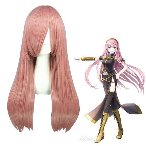 Vocaloid Pink Wig 29