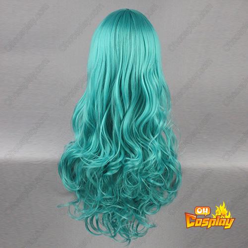 Bleach Neliel Tu Oderschvank Light Green Cosplay Wig