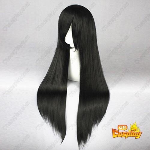 Bakuman Miho Azuki Black Cosplay Wigs