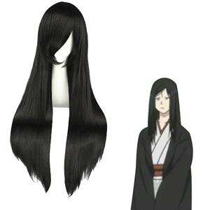 Natsume Yuujinchou monster Zwart Cosplay Pruiken