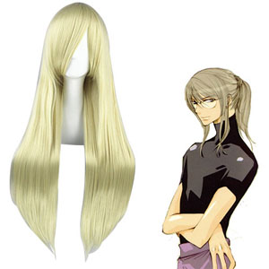 Loveless Agatssuma Soubi Cream Cosplay Wig