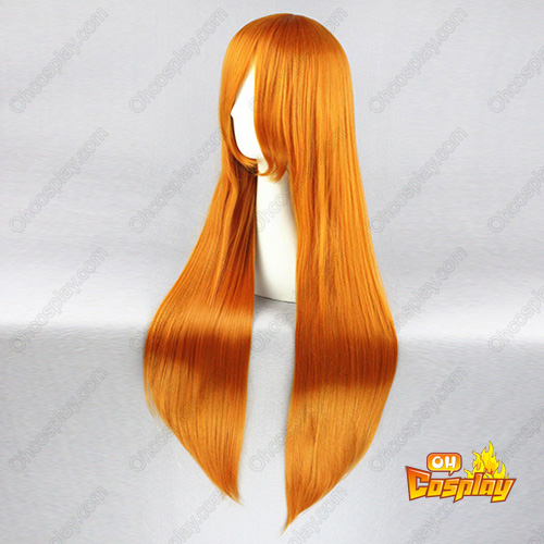 Bleach Inoue Orihime Orange Cosplay Wig Cosplaymade Com