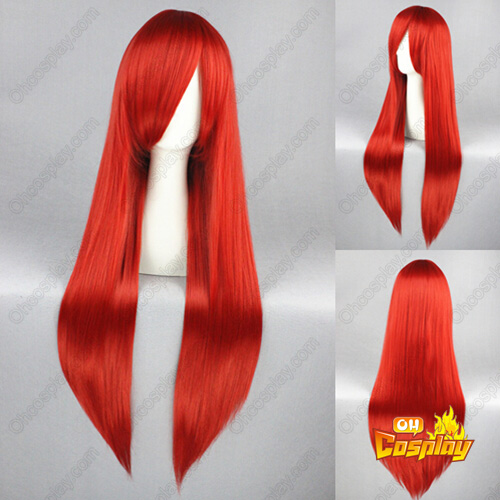 TouHou Project Little Devil Red Cosplay Wig