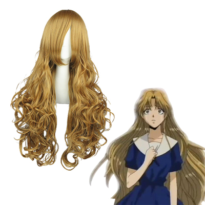 Angel Sanctuary Sara Mudou Linen Cosplay Wig
