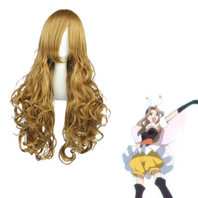 Ouran High School Host Club Chizuru Maihara Linen Cosplay Perika