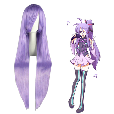 Vocaloid Gakupo Lavender Faschings Cosplay Perücken