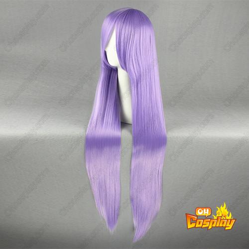 Lucky Star Hiiragi Kagami Lavender Cosplay Pruiken