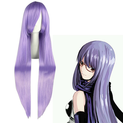 Gintama Sarutobi Ayame Lavender Cosplay Wigs