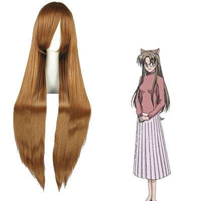 Loveless Shinonome Hitomi Light Brown Cosplay Wig