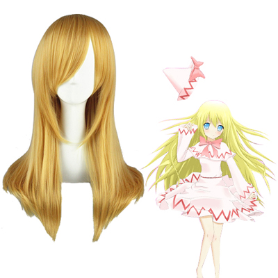 Touhou Project Lilywhite 60cm Cosplay Wig