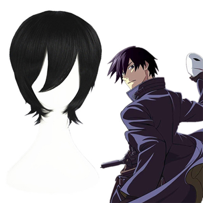 Blue Exorcist Okumura Rin Fashion Cosplay Wigs
