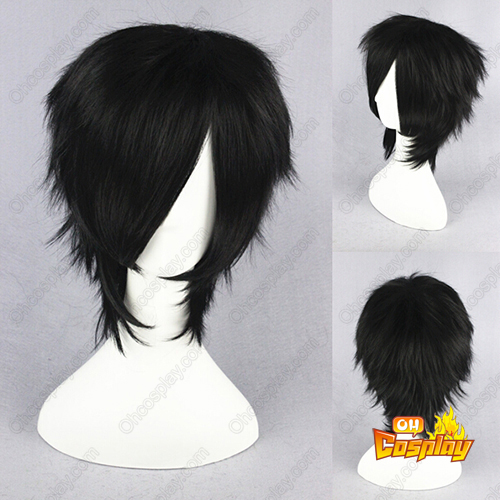 Sword Art Online Kirito Black Cosplay Wig