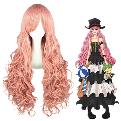 Vocaloid Megurine Luka Rosa Faschings Cosplay Perücken