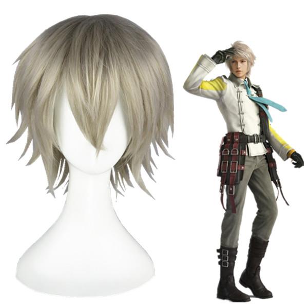 Final Fantasy XIII Hope.Estheim Cosplay Perücken
