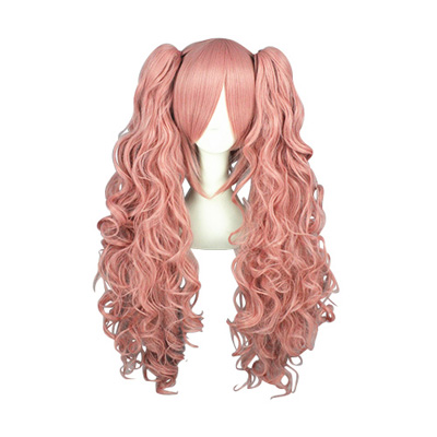 Vocaloid Megurine Luka Rosa 32+70 cm Faschings Cosplay Perücken