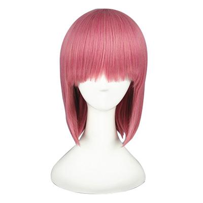 BOBO Japonês Harajuku Fofa Lolita Sakura Rosa 40cm Perucas Cosplay
