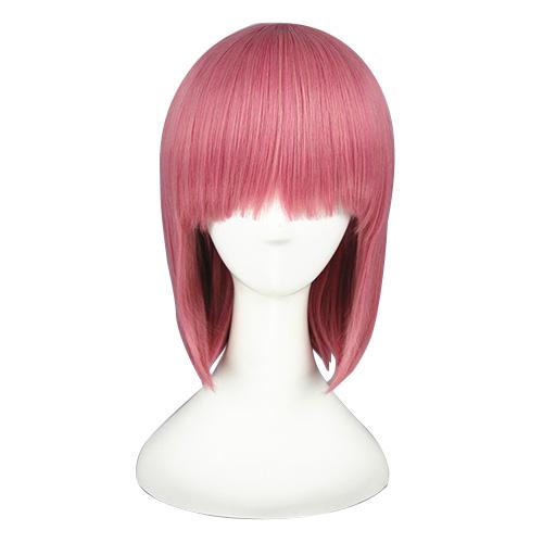 BOBO Japanisch Harajuku Netter Lolita Sakura Rosa 40cm Cosplay Perücken