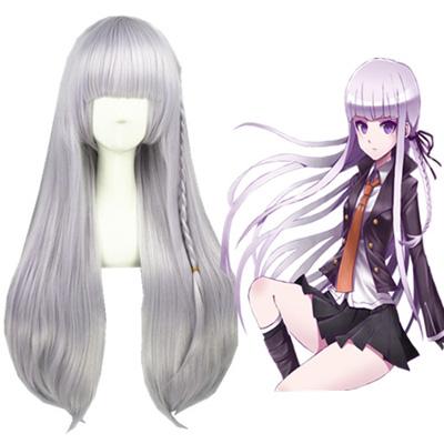 Danganronpa: Trigger Happy Havoc Kirigiri Kyouko Cosplay Wig