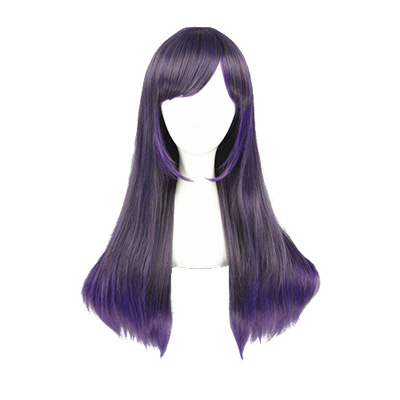Japanese Harajuku Daily Lolita Purple Cosplay Wigs