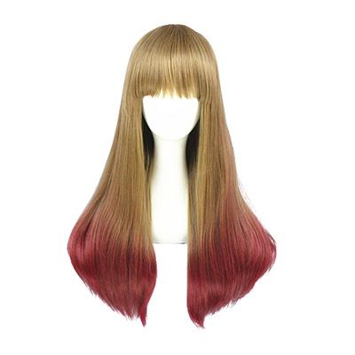 일본어 하라주쿠 매일 귀엽다 로리타 패션 60cm 코스프레 가발
