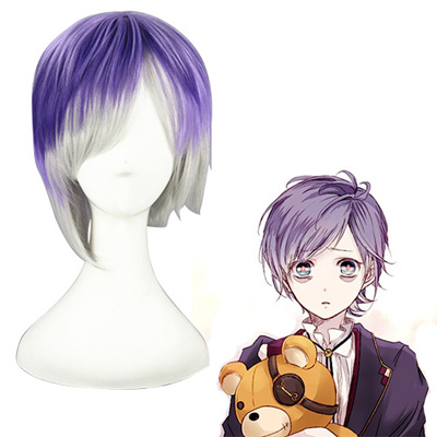 Diabolik Lovers Sakamaki Kanato 32cm Fashion Cosplay Wigs