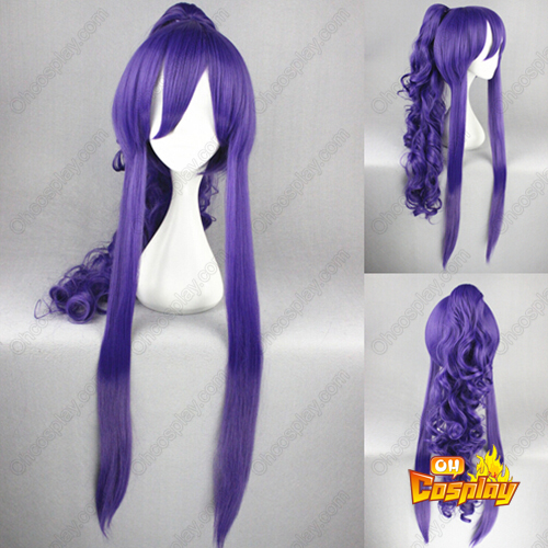 Vocaloid Gakupo Pruple 90cm Cosplay Perücken