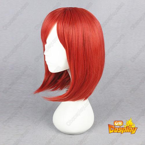 LoveLive! Maki Nishikino Cherry Vermelho Perucas Cosplay