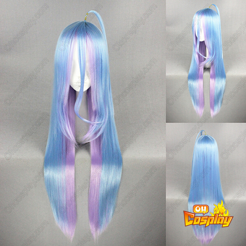 No Game No Life Shiro 100cm Cosplay Wig Cosplaymade Com