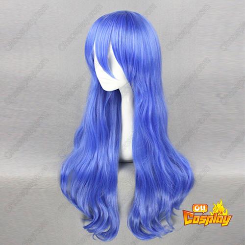 Рандеву с жизнью Yoshino Sky-Синий Косплей Парик