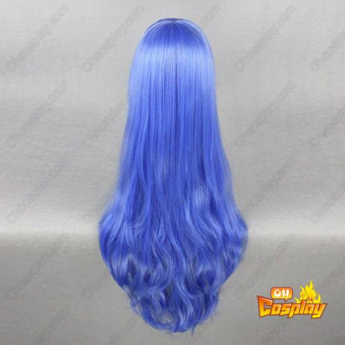 Date A Live Yoshino Sky-Azul Perucas Cosplay