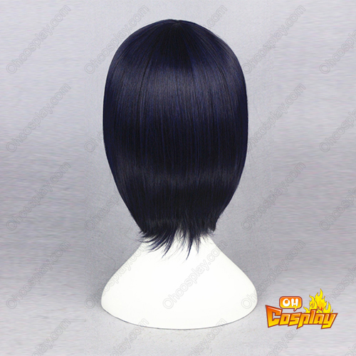 Tokyo Ghoul Tōka Kirishima Lila-Blau Cosplay Perücken
