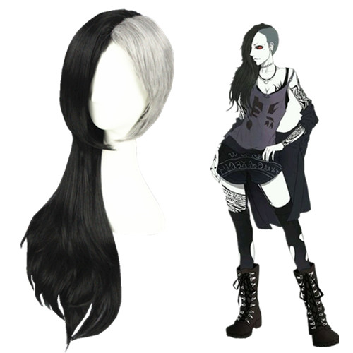 Tokyo Ghoul Uta 60cm Perucas Cosplay