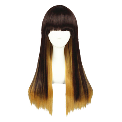 Kawaii Harajuku Cute Lolita Zipper Cosplay Wig