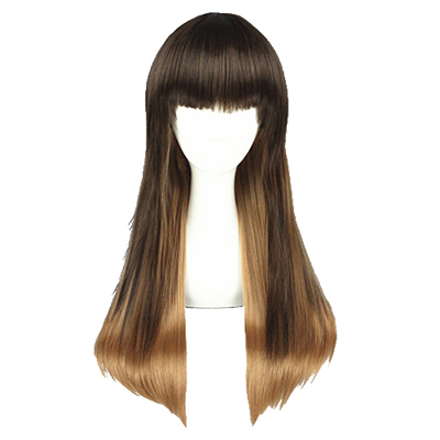 Lolita Cute Harajuku Zipper Cosplay Wig