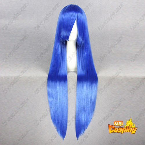 Lucky☆Star Izumi Konata Blau Cosplay Perücken