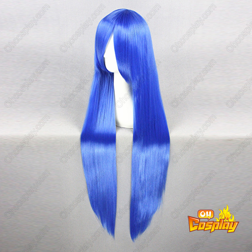 Fairy Tail Wendy Marvell Blau Cosplay Perücken