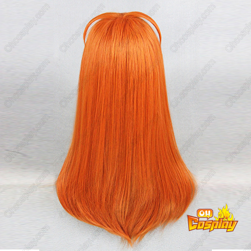 Monthly Girls\' Nozaki-kun Sakura Chiyo Apfelsine Cosplay Perücken